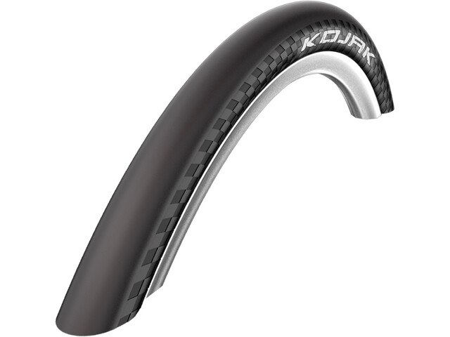 "SCHWALBE Kojak Performance Folding Tyre RaceGuard Speedgrip 17x1.25"" black"